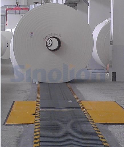 10万吨/年生活用纸项目纸卷输送包装系统