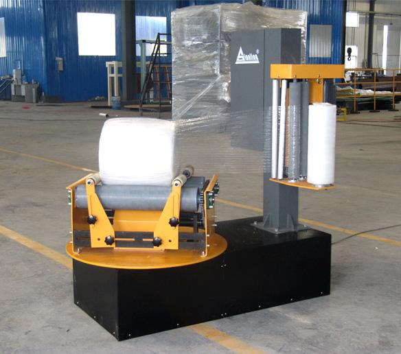 9500F小圆筒式缠绕包装机