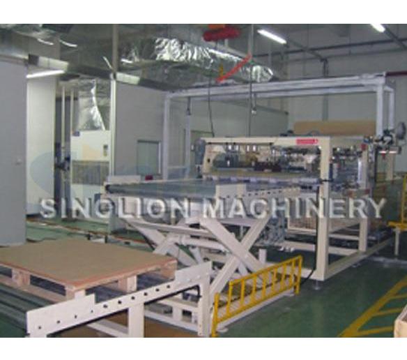 覆铜箔板自动包装机