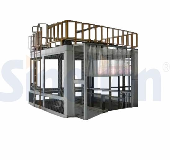 整托货物垂直输送系统