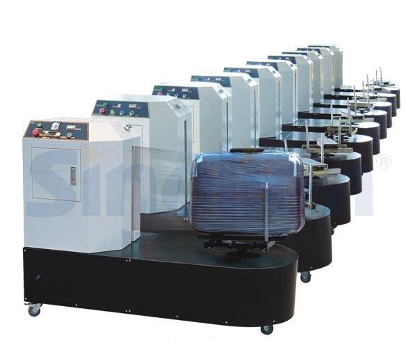 行李包装机