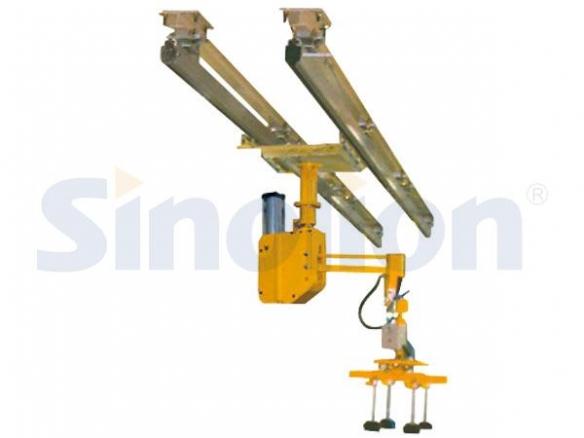 悬挂式硬臂机械手